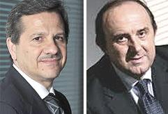 Salvatore Sardo e Carlo Malacarne