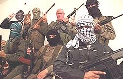 miliziani anti-Assad
