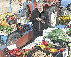 I prodotti agricoli della cooperativa valsusina