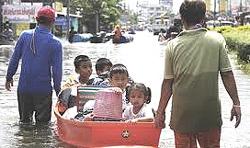 Sud-est asiatico: esodo climatico