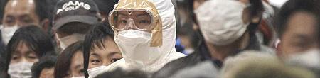 Paura nucleare: il Giappone nel panico