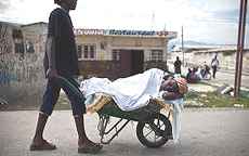 La bidonville haitiana di Cité Soleil