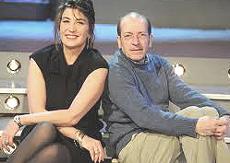 """Dandini & Vergassola, """"Show must go off"""""""