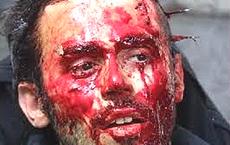 Il massacro della Diaz, epilogo del G8 di Genova