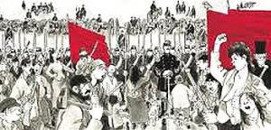 La Comune di Parigi secondo Jacques Tardi