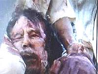 La fine di Gheddafi