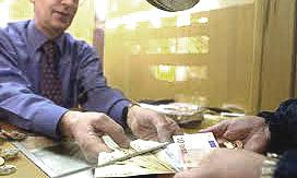 banca sportello