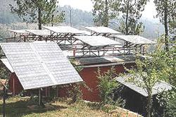 Barefoot: energia solare