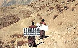 Barefoot: esportare tecnologia solare