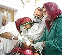 Barefoot, la nonna-dentista