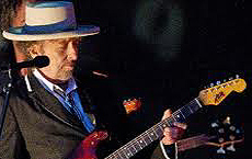 Dylan in concerto