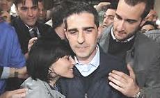 Federico Pizzarotti, neo-sindaco di Parma