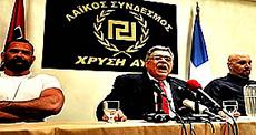 Grecia estrema destra