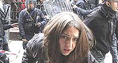 Paura al corteo di Torino del 1° Maggio