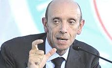 Antonio Mastrapasqua, presidente Inps