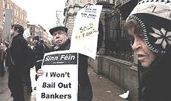 Irlanda proteste