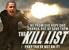 Obama The Kill List