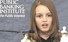 Victoria Grant, 12 anni