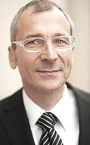 Volker Beck, leader dei Verdi
