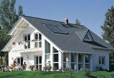 Villetta ecologica in legno strutturale