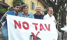 I vincitori delle elezioni di Avigliana