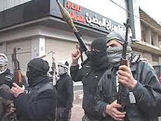 """Miliziani del Fsa, sedicente """"libero esercito siriano"""""""