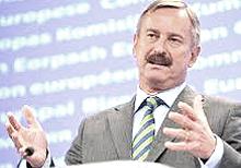 Il commissario europeo Siim Kallas
