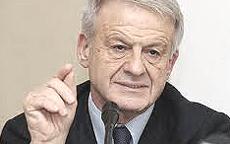 Il ministro Corrado Clini, nuclearista convinto