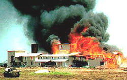 Il massacro di Waco