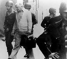 Jacobo Timerman all'epoca del suo arresto