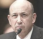Lloyd Blankfein, patron della Goldman
