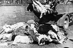 Etiopi massacrati dalle truppe di Graziani