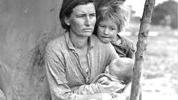 La Grande Depressione: l'America ne uscì ricorrendo alla spesa pubblica