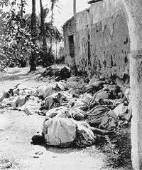 """La """"pacificazione"""" della Libia condotta da Graziani"""