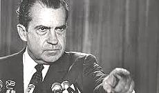 Nixon, bestia nera della sinistra americana