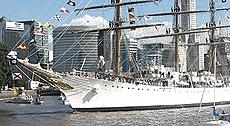 La nave Libertad