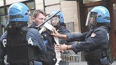 Manganelli contro la protesta degli studenti