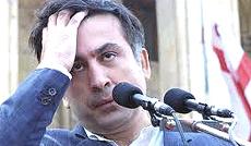 Mikhail Saakansvili, lo sconfitto
