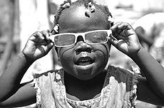 bambina africana (Photopin)