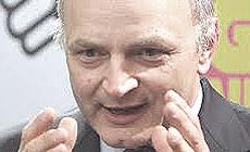 Didier Migaud, presidente della Corte dei Conti francese