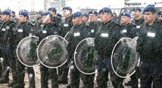 Eurogendfor, milizia europea antisommossa