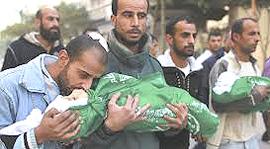Gaza, la strage dei bambini