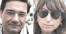 Giuseppe Lo Bianco e Sandra Rizza