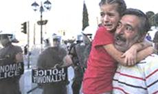 Grecia, il dramma in piazza