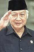 Il dittatore indonesiano Suharto