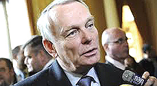Jean-Marc Ayrault, primo ministro francese