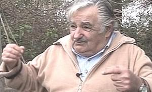 Jose Mujica, presidente dell'Uruguay