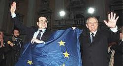 Euro-trionfalismo: Prodi e Ciampi