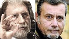 Roberto Scarpinato e Massimo Carlotto