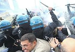 Rigore e sofferenze: esplode la protesta sociale